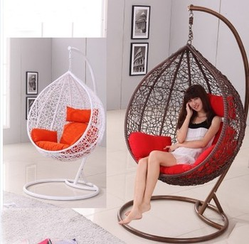 1214 schaukel indoor rattan h ngenden schaukel h ngesessel. Black Bedroom Furniture Sets. Home Design Ideas