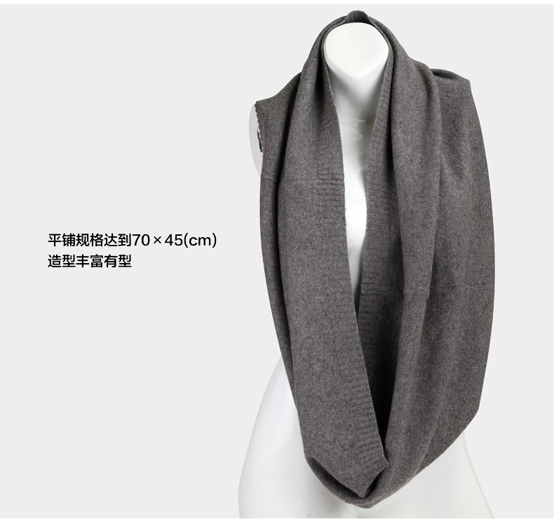 Fashion Wool Scarf Winter Weather Set All-match Quality Set Of 2015 New Male And Female Head And Neck Scarf