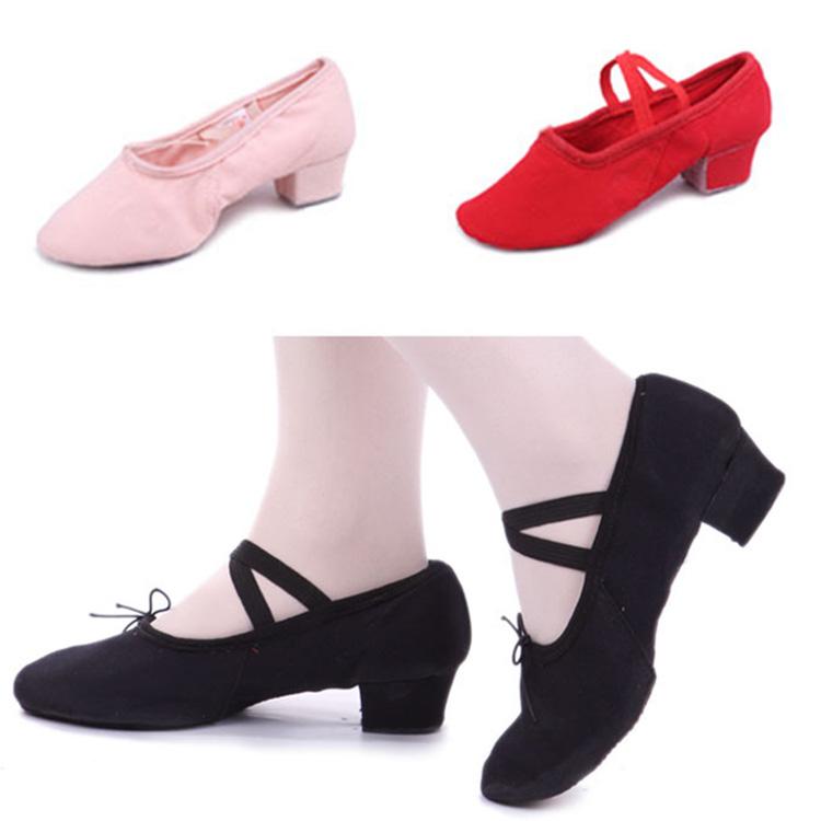 Балетки, чешки - Одежда и обувь для танцев