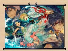 NEW Magi The Labyrinth of Magic Wall Scroll HOME DECOR POSTER 60*45CM