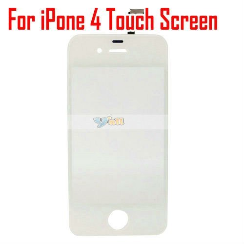 Free Shipping From US For iPhone 4G Touch Screen GSM Version White - 87002748