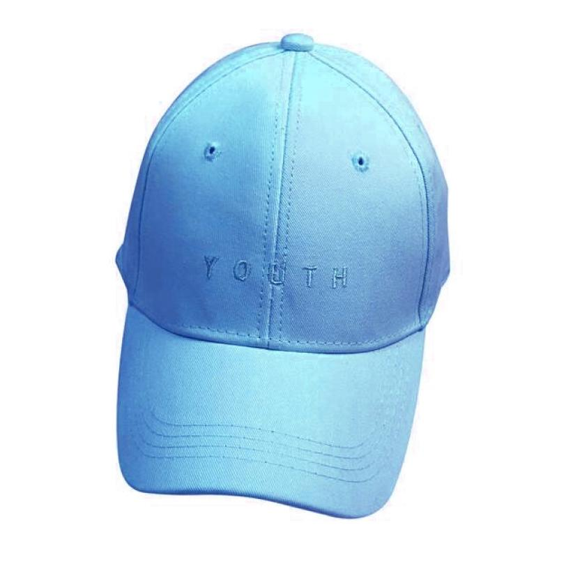 """2016 Good Quality Fashion Cap Men Women Letter """"Youth"""" Solid Baseball Cap Summer Hat Lady Cotton Girls Caps Gorras Hombre(China (Mainland))"""