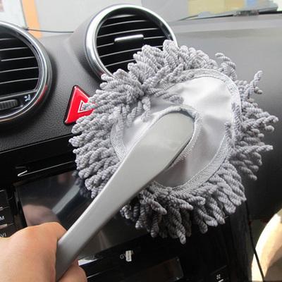 Drag car wax car small wax drag Small cotton mop car duster car cleaning tools(China (Mainland))
