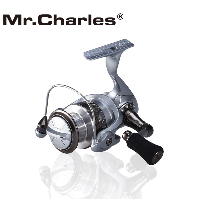 Mr.Charles YB2000-5000 2016 New Quality 8BB+1RB Spinning Fishing Reel Aluminum Spool Body Quality Stainless steel(China (Mainland))