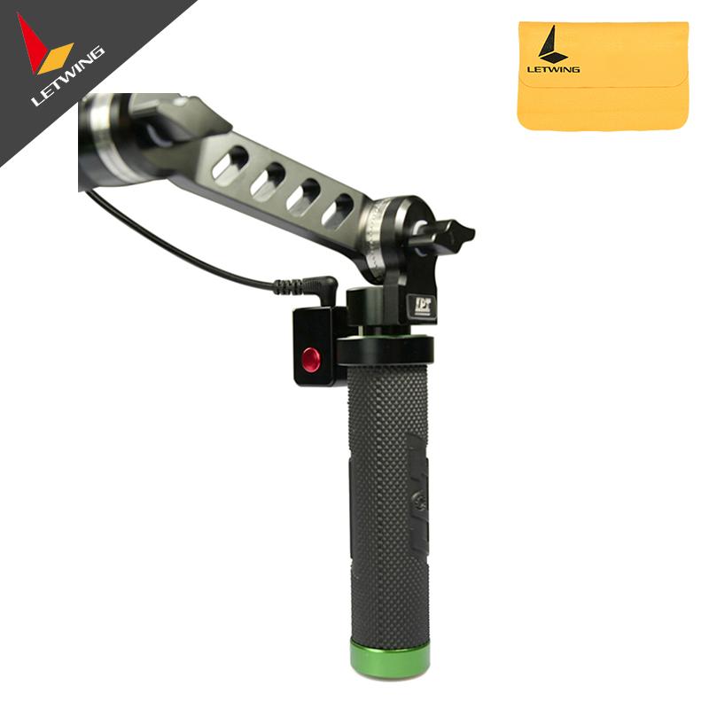 Lanparte LANC Remote Control Switch Box for Blackmagic Design BMPCC BMCC BMPC 4K Camera LANC-01(China (Mainland))