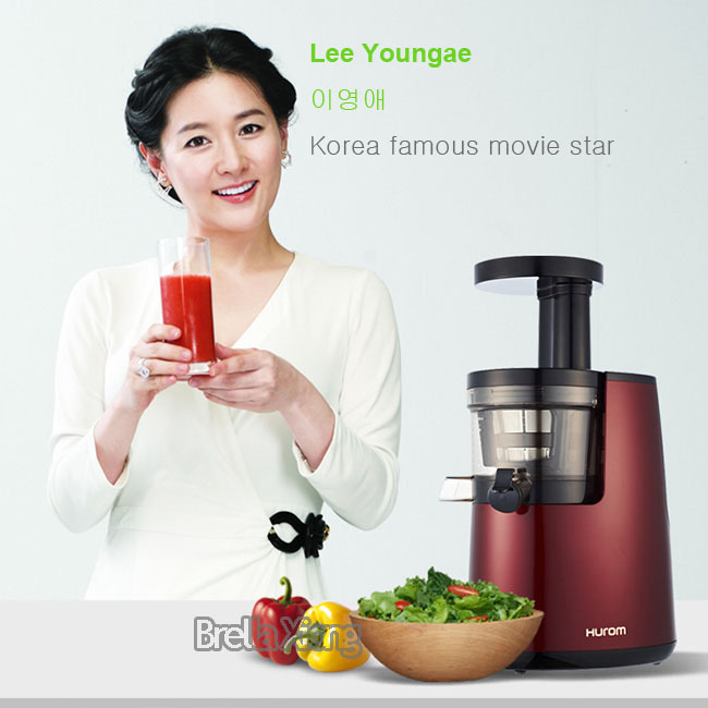 Hurom Slow Juicer Hu 600wn : New HUROM Slow Juicer, HU-600WN 43RPM,100% Original HUROM, Made in Korea