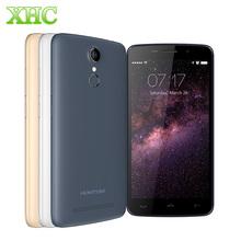 HOMTOM HT17 Смартфон 8 ГБ LTE 4 Г 5.5 »Android 6.0 MT6737 Quad Core 1.1 ГГц RAM 1 ГБ 3000 мАч Отпечатков Пальцев Мобильный Телефон Фильм Подарок