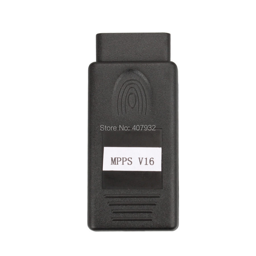 Cheap Price MPPS V16 OBD2 ECU Chip Tuning Tool for EDC15 EDC16 EDC17 MPPS Support Multi Language Free Shipping(China (Mainland))