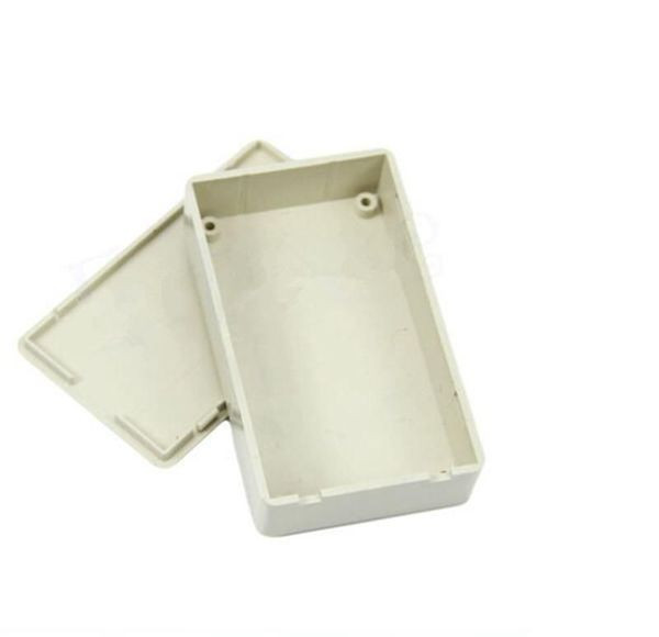 Promotion Sale DIY Electronics Project Box Durable Waterproof Clear Cover Plastic Enclosure Cover Case 80X 50