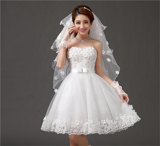 Short Tutu Bridesmaid Dresses