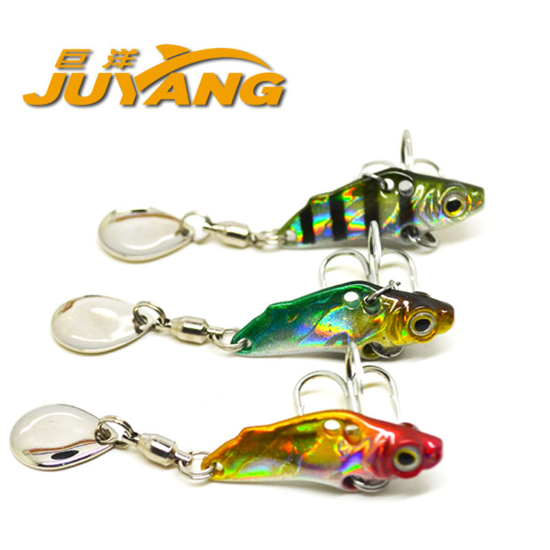 Online get cheap cheap bass lures for Cheap fishing spinners