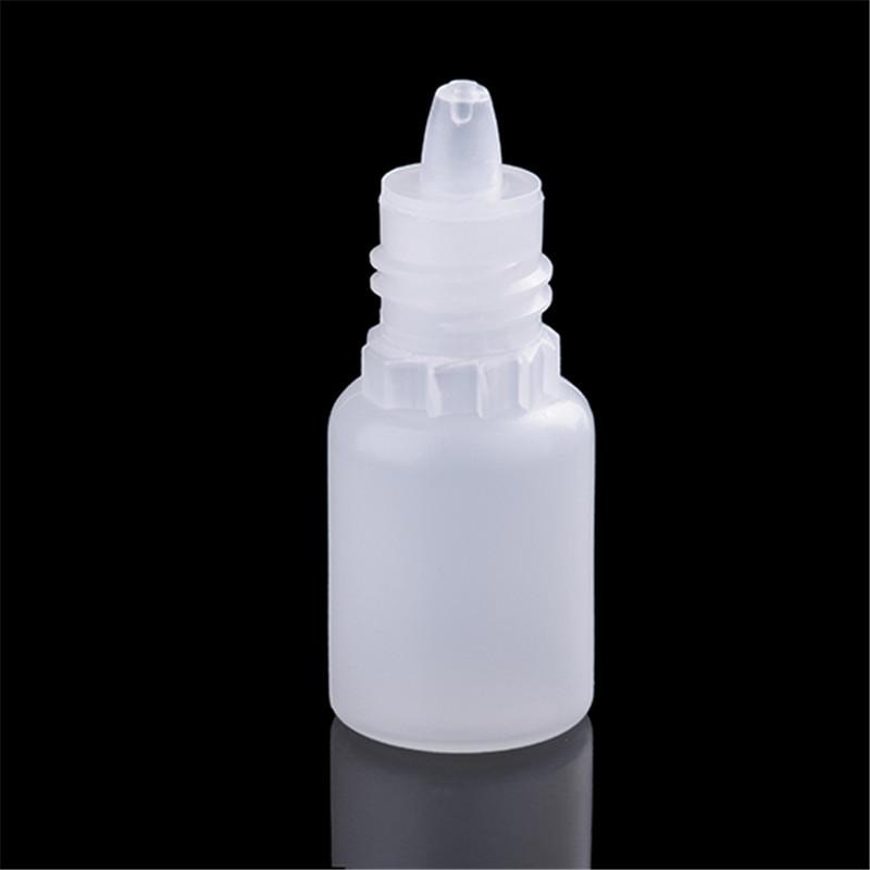 1pcs 5ml/10ml/15ml/20ml/30ml/50ml/100ml Empty Plastic Squeezable Dropper Bottles Eye Liquid Dropper Sample Eyes Drop Bottle(China (Mainland))