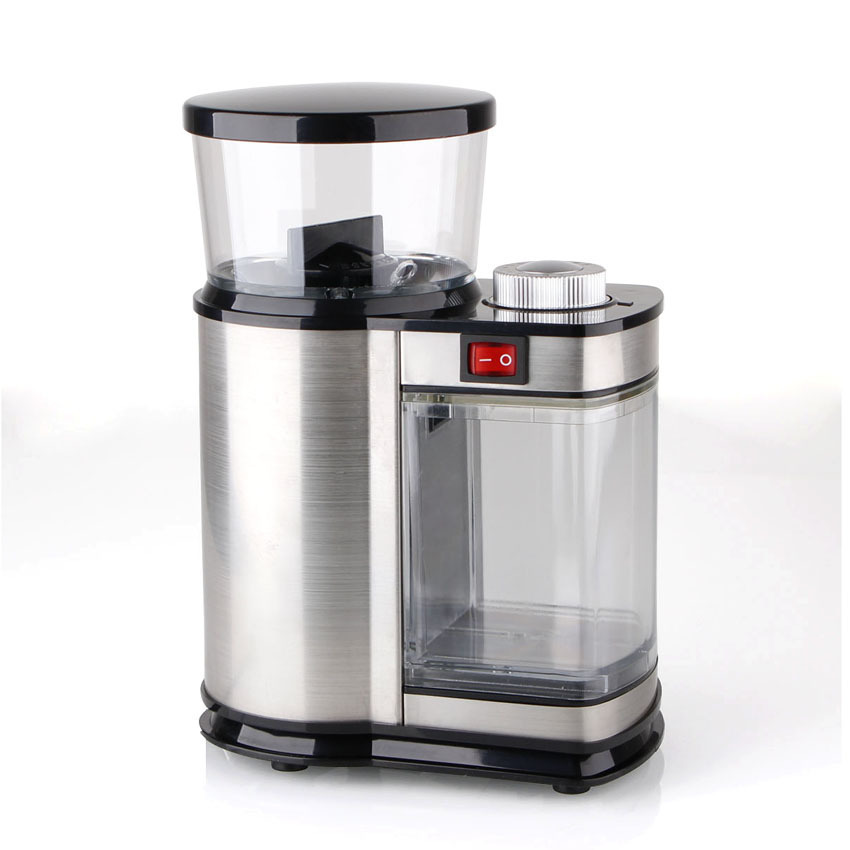 2016 Real Salt And Pepper Cafetera 6 Household High Quality Electric Coffee Grinder Adjustable Bean Powder Machine 220-240 Mill(China (Mainland))