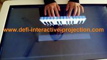 """In vendita!!  40 """"pannello a raggi infrarossi per tavolo multi touch con 12 punti/integration kit (senza vetro)(China (Mainland))"""