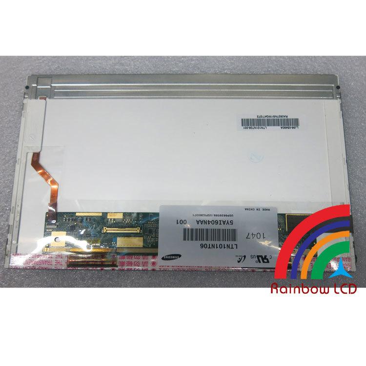A+ Laptop TFT LCD LED Backlight B101AW03 N101L6 1024 x 600(China (Mainland))