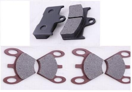set of brake pads friction plate for CF800 X8(China (Mainland))