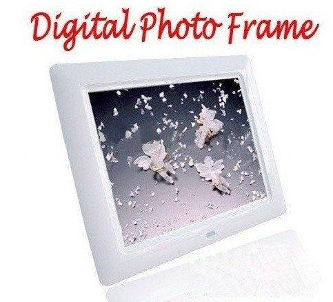 New Digital Photo Frame 3 Colors Smooth Slideshow Digital LCD Frame