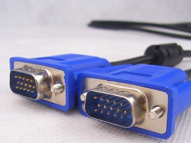 Free shipping 1pcs High quality 10FT 3M SVGA VGA M/M Male to Male Monitor Video Extension cable