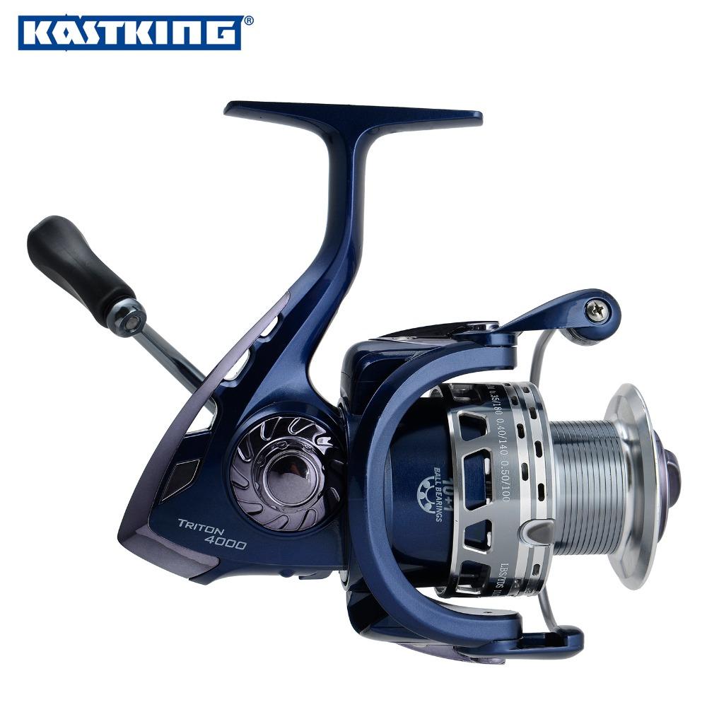KastKing 4000 Series11 BBs Super Light 10KG Drag Spinning Fishing Reel for Saltwater Fishing Fast Speed 5.5:1 Spinning Reel(China (Mainland))