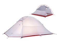 Naturehike 2 Person Double Layer 4 Season Outdoor Waterproof Ultralight Tent Travel Camping Tent Equipment China