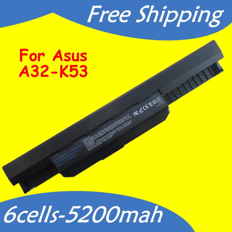 Laptop battery Asus X53B X44E X53E X53S X53T X53U X54F X54H X54K X84C X84S X84SLX84HR X44HO - Shenzhen Ou Chu xing Electronics Co. Ltd. store