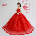 Style good Youngsters american Women Reward pullip Doll Equipment lot garments Princess horny gown informal set For Barbie Doll 173