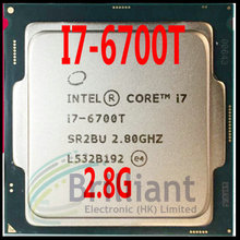 Buy Free Ship DHL EMS FOR INTEL Core I7 6700T I7-6700T CPU i7 Processor 2.8G 35W LGA 1151 14nm Quad Core RAM DDR3L/DDR4 for $328.00 in AliExpress store
