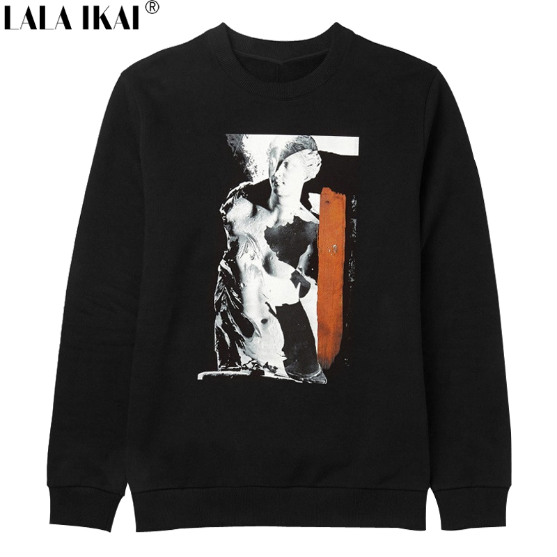 Famous Mens Clothing Abstract Picture Printed Sweatshirts Male EXO Wear fashion Sweatshirts SMR0851-4(China (Mainland))