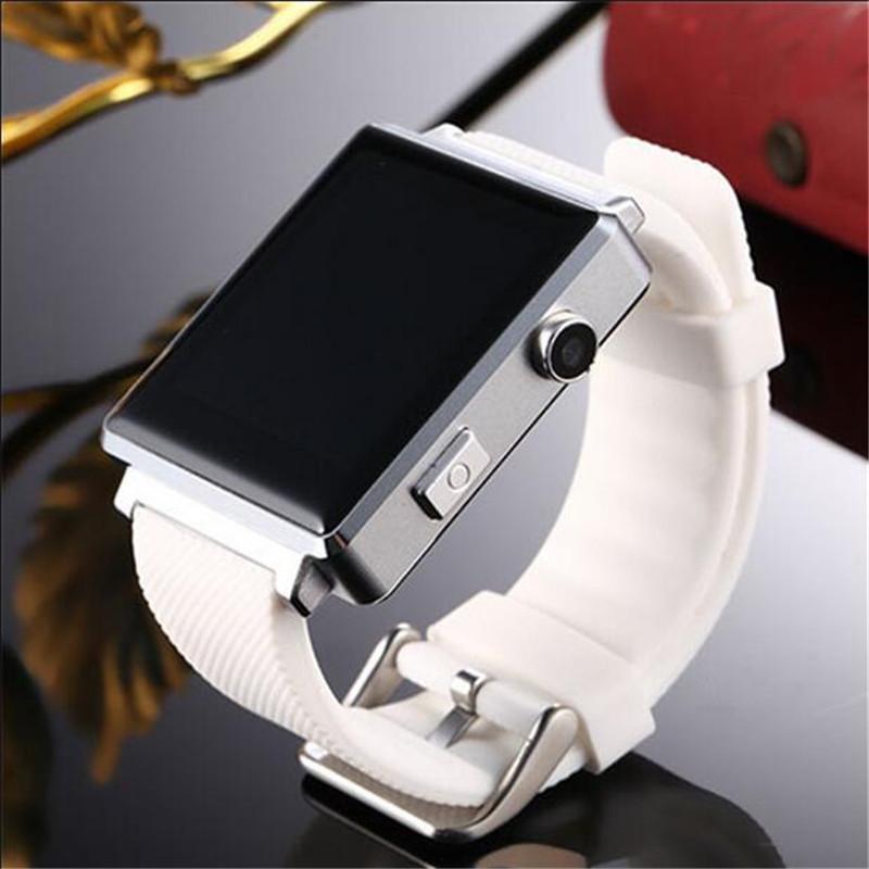 Sim Card Smart Watch All Compatible Intelligent Watch Bluetooth Reloj Telefono Smartwatch Clock Support TF Card And Passometer<br><br>Aliexpress