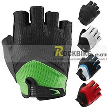 2014 New BG Gel half Finger Wiretap Gloves MTB ATV DH bike bicycle mountain bike cycling off road motocross racing gloves