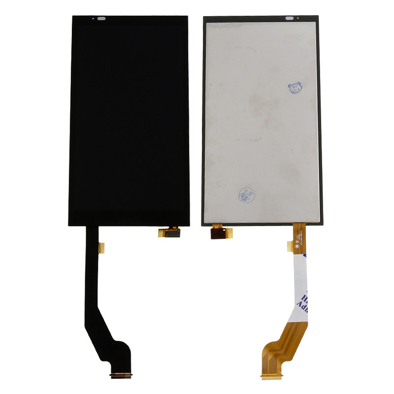 Black LCD For HTC Desire 816G LCD Touch Screen Display with Digitizer Full Assembly , Free shipping with High quality !!!