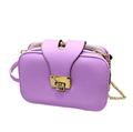Trendy Retro Chain Small Shoulder Bag Women Multi Interlayer Buckle MINI Bag So