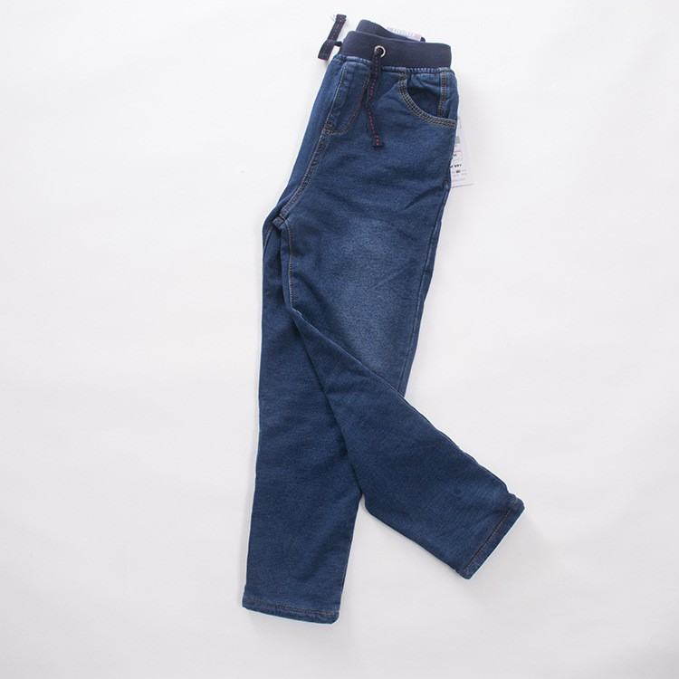 Boys pants jeans 2016 Fashion Boys Jeans for Spring Fall Children's Denim Trousers Kids  Designed Pants age from 7-13T