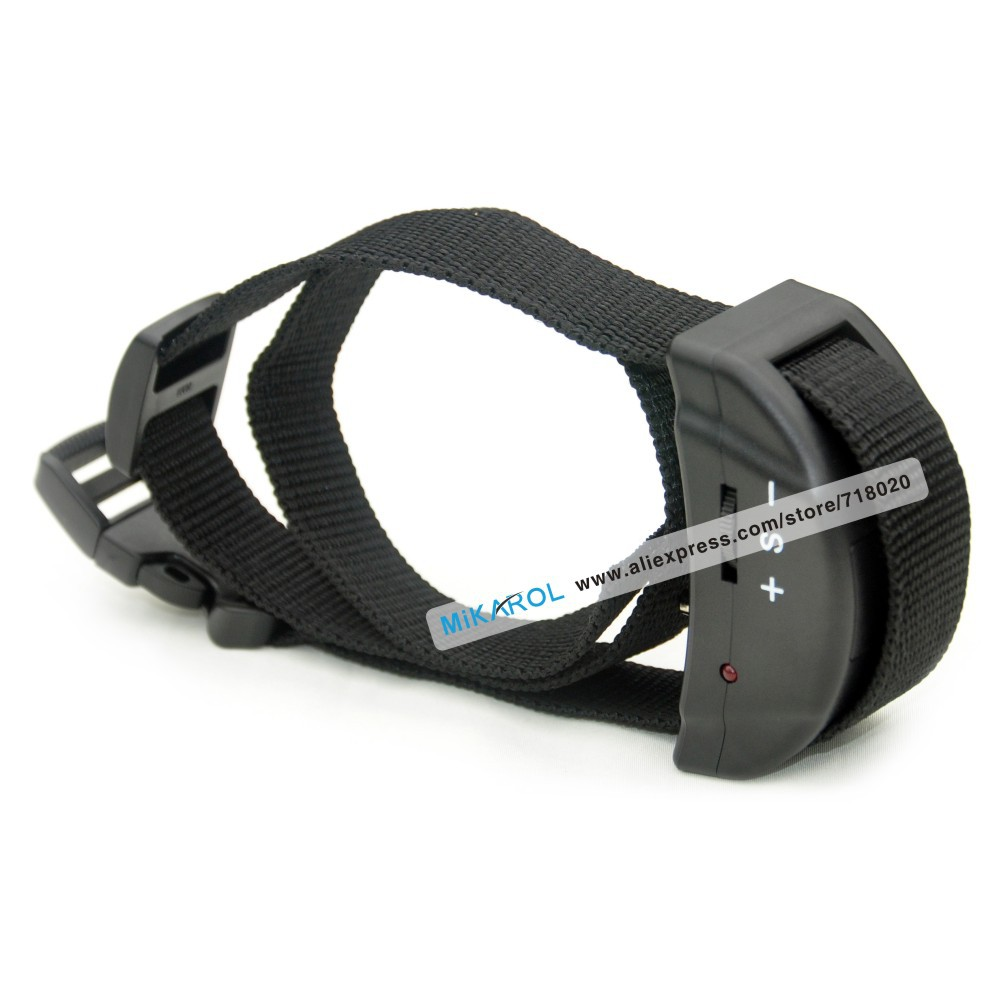 Free Shipping No Barking Electric Dog Collar Suitable Small / Medium / Large Dogs(China (Mainland))