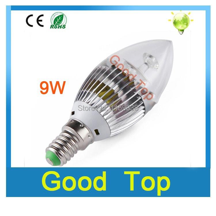 Светодиодная лампа E14 SMD