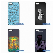 Fashion Rick and Morty Sale Phone Cases Cover For Blackberry Z10 Q10 HTC Desire 816 820 One X S M7 M8 M9 A9 Plus(China (Mainland))