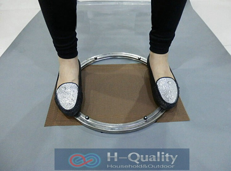 stainless steel turnplate