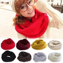 cable knit scarf promotion