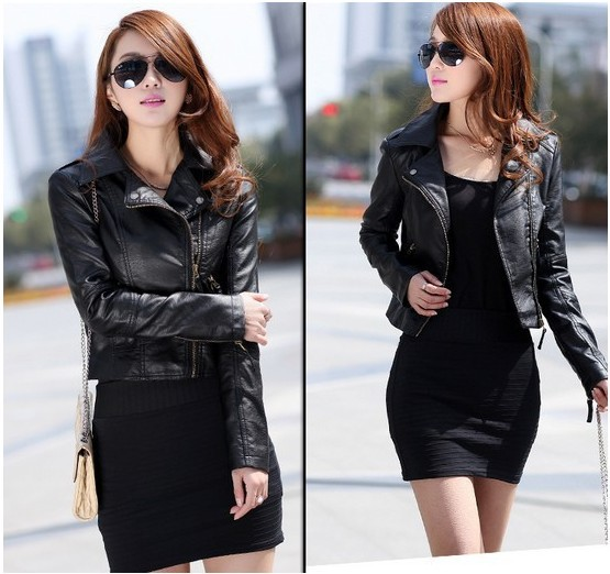 Leather Jackets For Girl - Jacket
