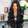 7A Grade Lace Front Human Hair Wigs U part wigs Ombre 1BTBurgundy Human Hair Bob Wigs Full Lace Human Hair  Wigs With Baby Hair