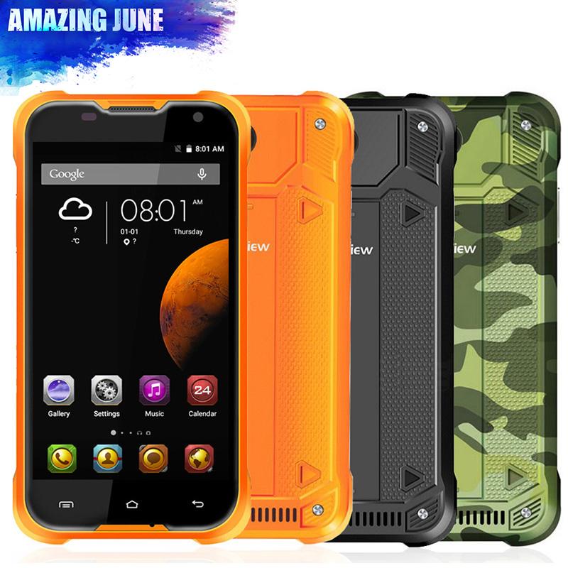 "Original Blackview BV5000 5.0"" HD IPS 4G LTE MTK6735P Quad Core Android 5.1 2GB RAM 16GB ROM Waterproof Phone 5000mAh Dual SIM(China (Mainland))"
