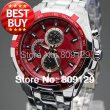 wholesale stainless steel quartz watch