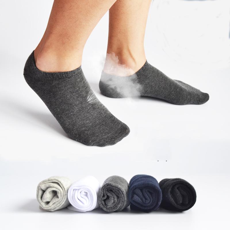 1 Pairs High Quality Men's boys Ankle Socks Men Cotton Low Cut Sport Athletic Socks White black Crew Hose Stockings Gift(China (Mainland))