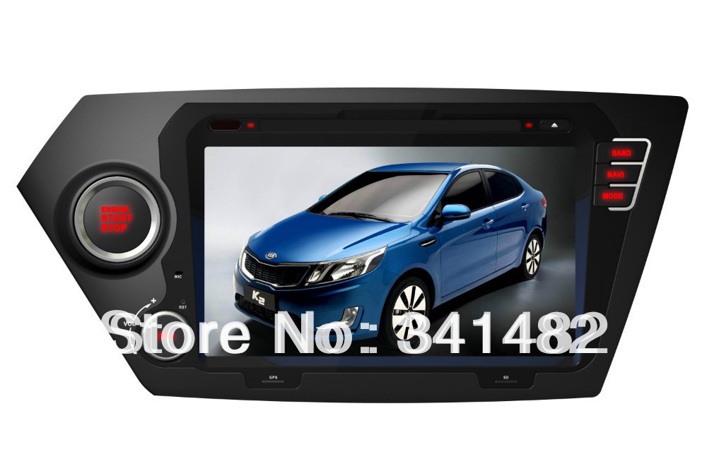 Android CAR NAVIGATION WITH GPS FOR KIA K2 2011-2012 Navigation DVD Radio Bluetooth PIP TV Free Maps - Shenzhen TomTop E-commerce Technology Co., Ltd. store