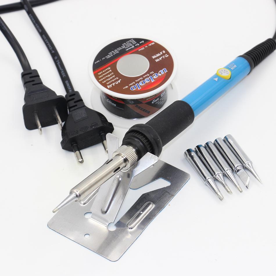 Электрический паяльник 60W 220V