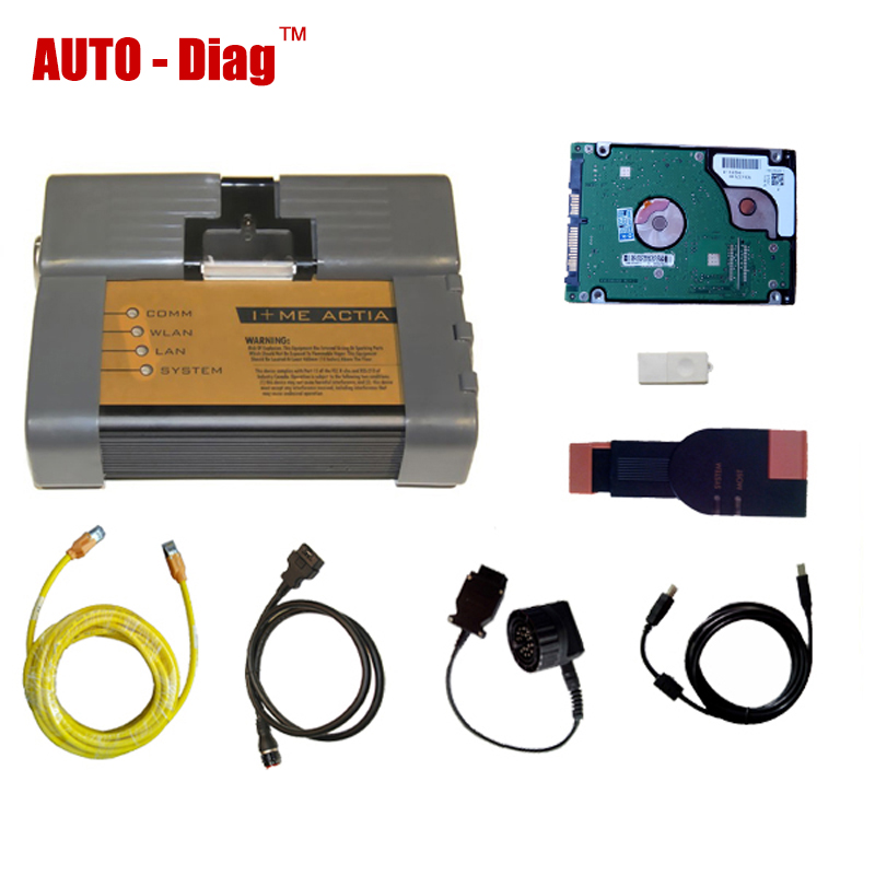 High Quality 2016-07 Expert Mode A2 Scanner With Software HDD Win8.1 Auto Diagnostic & Programming Tool For BMW(China (Mainland))