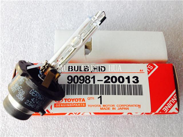 OEM 90981-20013 D4S Xenon Headlight Bulb For Toyota Lexus /Wish/Reiz/Camry/Previa 12V 35W 4300K/6000K(China (Mainland))