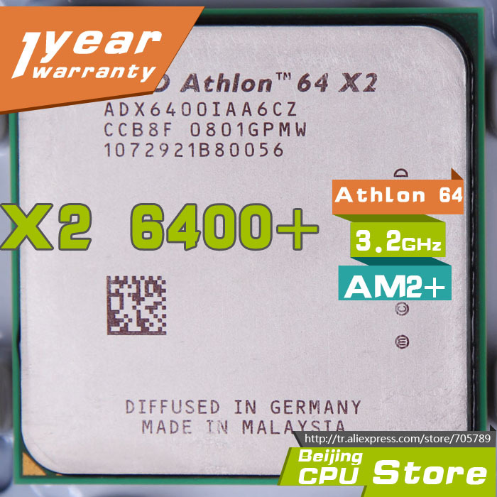 Compare Prices on Athlon 64 X2 Processor- Online Shopping/Buy Low ...