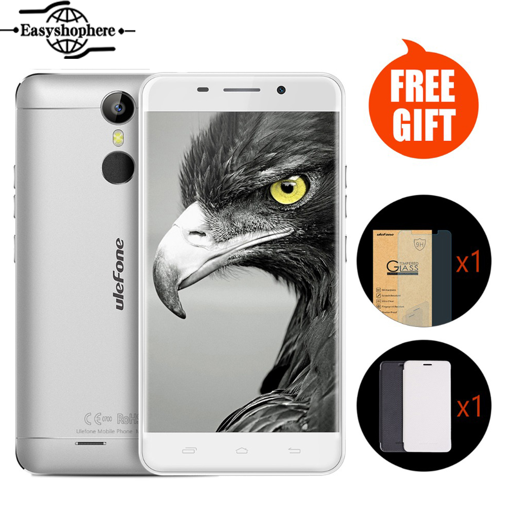 Newest Ulefone Metal 4G LTE Celll Phone 5 Inch 3GB RAM 16GB ROM Octa Core MTK6753 Android 6.0 HD 1280x720 Mobile Phone 3050mAh(China (Mainland))