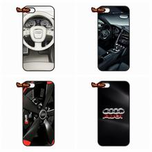Audi Car Logo Cell Phone Case Cover Samsung Galaxy A3 A5 A7 A8 A9 Pro J1 J2 J3 J5 J7 2015 2016 - Ten End Cases store